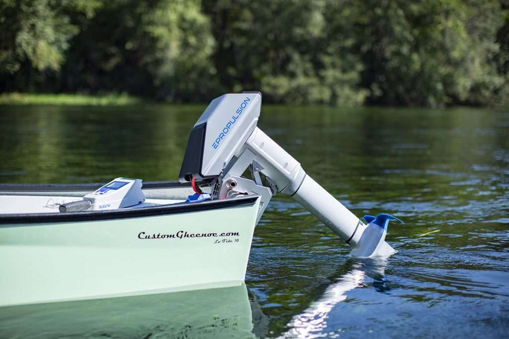 10 HP Electric Outboard