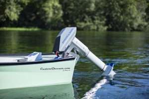 10 HP Outboard Motor