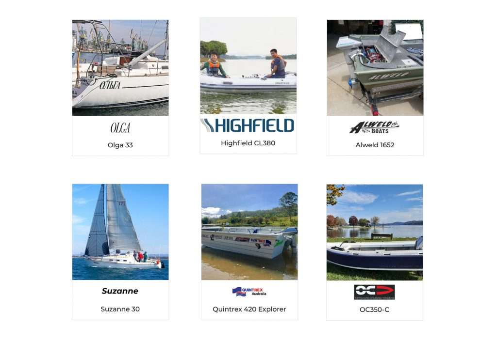 10 HP Outboard Test Bulletin
