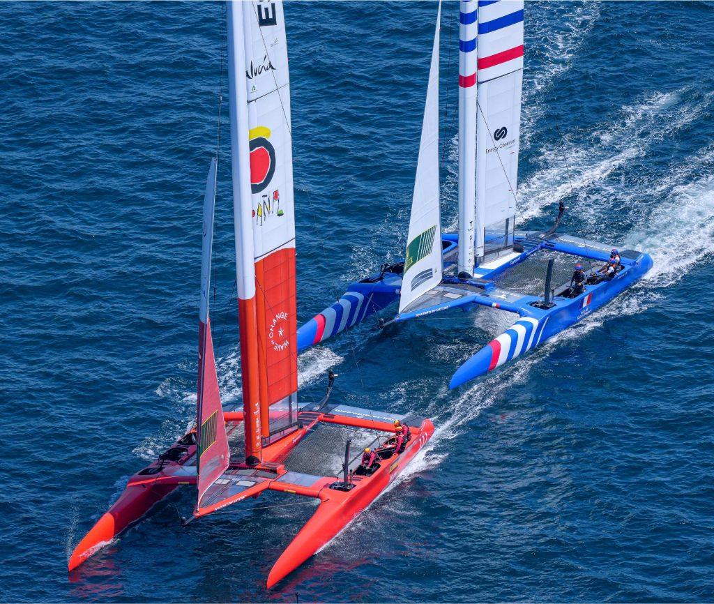 SailGP and ePropulsion