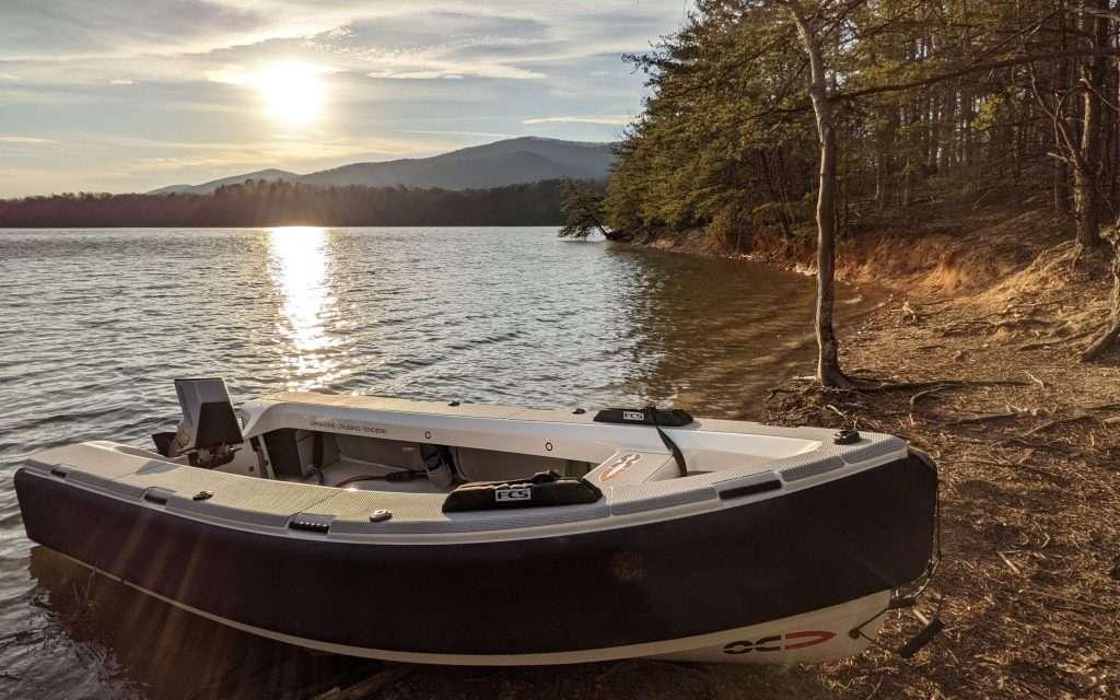 Dinghy Boat Motor Navy Outboard